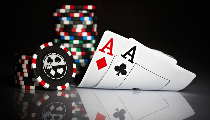 Whether it's poker, bets or casinos